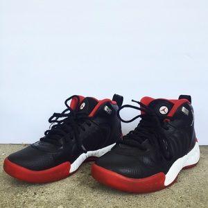 Jordan Jumpman Pro Kids 5Y Nike Black and Red